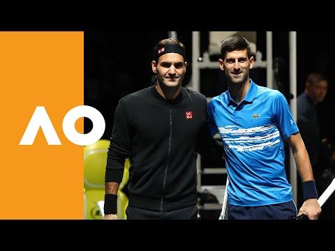 Roger Federer Vs Novak Djokovic For The 50th Time | Australian Open 2020