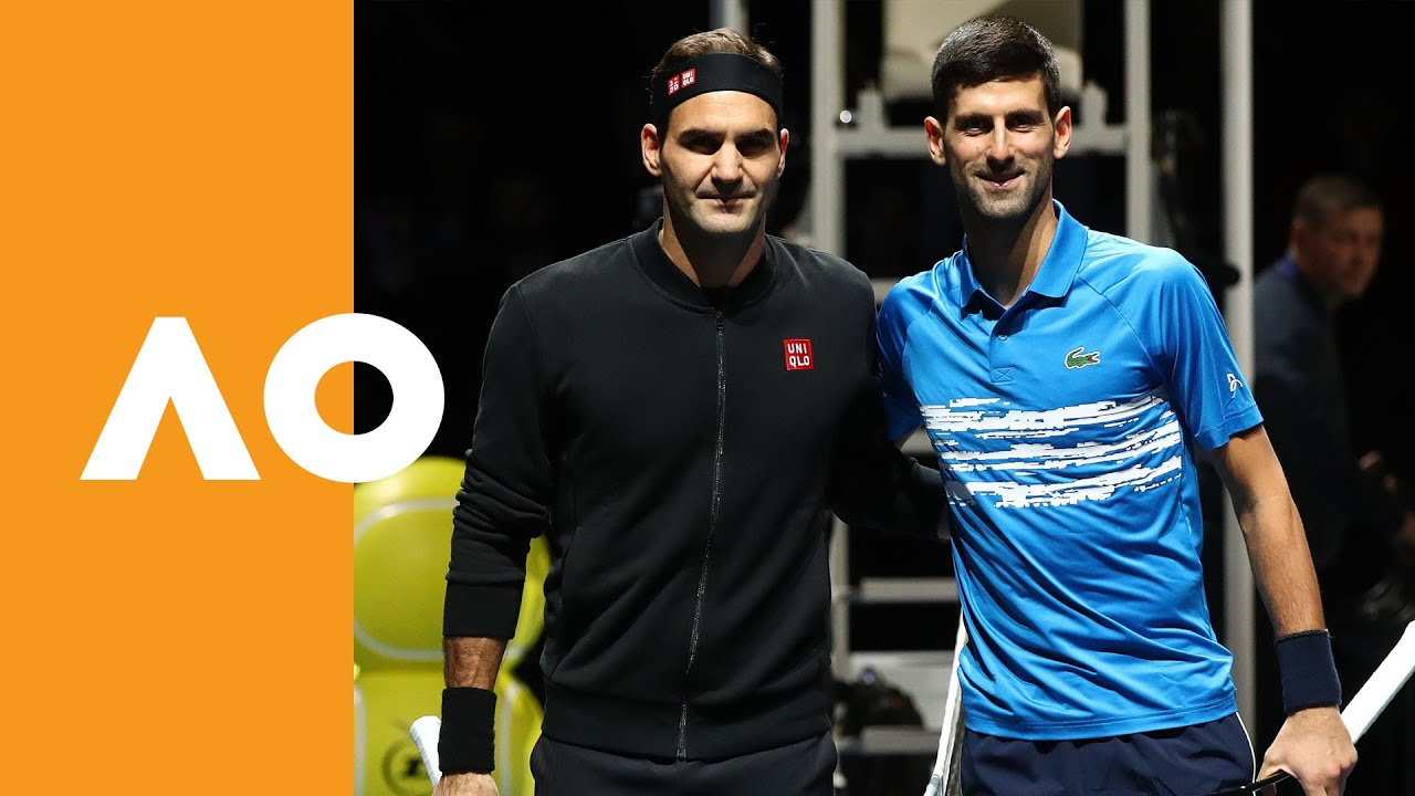 Roger Federer vs Novak Djokovic for the 50th time | Australian Open 2020