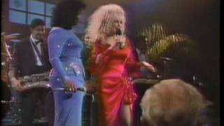 "IRMA THOMAS, DOLLY PARTON, DR. JOHN & ALAN TOUSSAINT - ""Working In A Coal Mine"" 1989"
