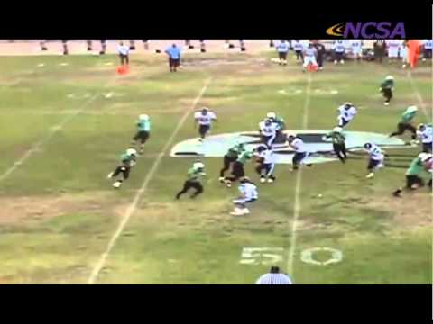 James Harris (Football Recruiting Video)
