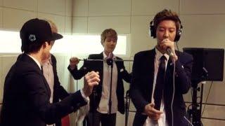 정오의 희망곡 김신영입니다 - EXO Kai & Chan Yeol - Dang Dang Dang, 엑소 카이 & 찬열 - 땡땡땡 20130829