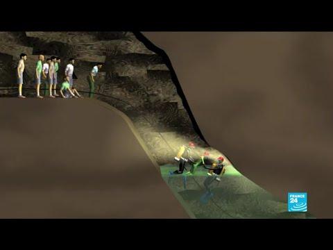 En Thaïlande, les 13 rescapés de la grotte sauvés : le rappel des faits