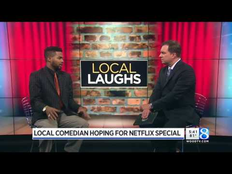 Brandon Queshawn hoping for Netflix special
