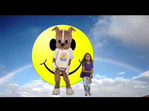Wuf Shanti TV Show-Every Little Cell (Yoga and Meditation for Kids)