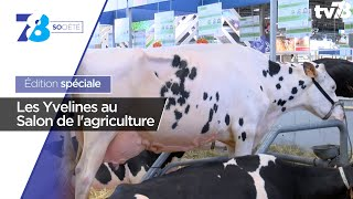 7/8 Société. Les Yvelines au Salon de l'agriculture 2020