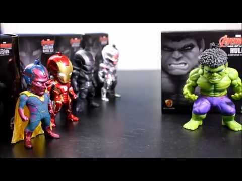 [UNBOXING] Kids Nations Avengers: Age of Ultron, EarPhone Plug