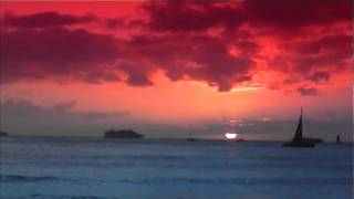 "Waikiki Sunset with Israel ""IZ"" Kamakawiwo"