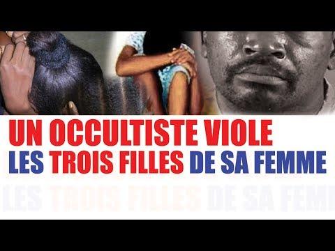 choc un p re occultiste viole 3 jeunes filles de sa femme pendant 8ans youtube. Black Bedroom Furniture Sets. Home Design Ideas