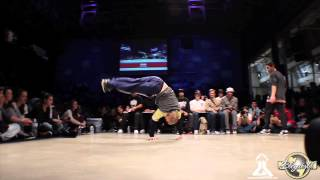 Menno vs Khalil // .BBoy World // BREAKING 1on1 | HIP OPSESSION 2013