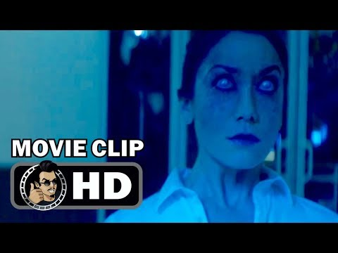 BEYOND SKYLINE Movie Clip - Blue Light Attack (2017) Frank Grillo Sci-Fi Action Movie HD