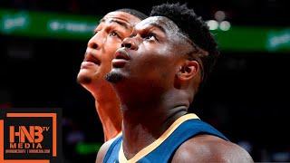 New Orleans Pelicans vs Atlanta Hawks - 1st Half Highlights | October 7, 2019 NBA Preseason