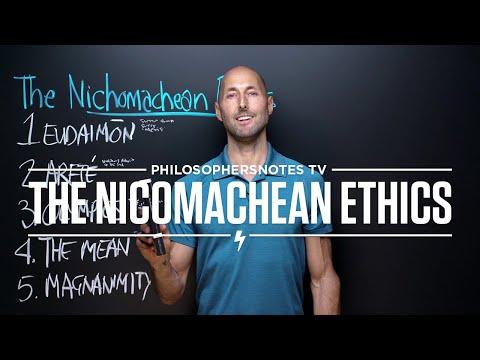 PNTV: The Nicomachean Ethics by Aristotle