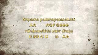Star Plus - Mahabharat - Panchali Song - Piano Notes