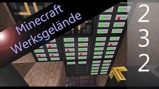 ѳ Minecraft Werksgelände #232 ѳ Größte ME Festplatte dies es gibt - ME 16384k Storage