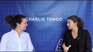 Charlie Tango Live Studio at Techfestival with Dr. Alexandra Andhov
