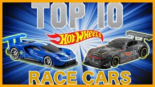 TOP 10 HOT WHEELS RACE CARS