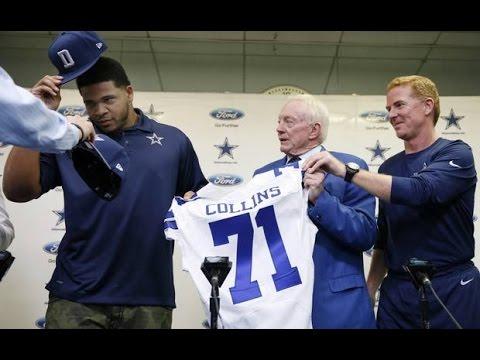 La'el Collins To Dallas Cowboys NFL Draft Steal