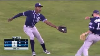 MLB Almost Collisions