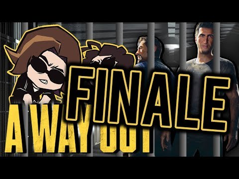A Way Out: Finale - PART 20 - Game Grumps
