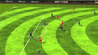 FIFA 14 iPhone/iPad - Realworlds11 vs. Quilmes
