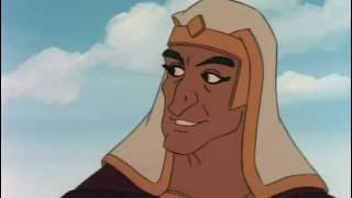 Bībeles animacijas stasti Jāzeps no Eģiptes