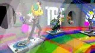 Second Life内のavexislandにOPENした 【TRF】のアトラクションでDance ...