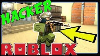EXPOSING A HACKER IN ROBLOX CB:RO