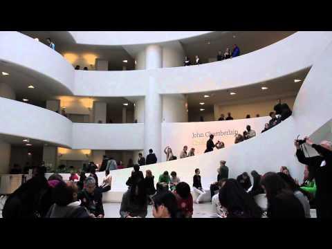 The Solomon R. Guggenheim Museum - Art History Teaching Resources