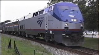 Amtrak Sunset Limited Maitland Florida