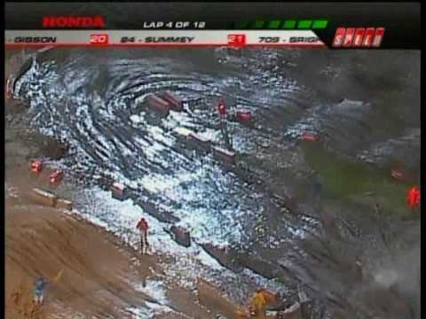 2008 Daytona Supercross Highlights - Best Race In SX!!