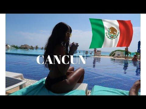 Trip To Cancun Mexico- Live Aqua Resort!