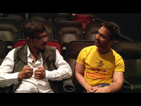 Umesh Kulkarni, talking about short films & more, at NYIFF 2017