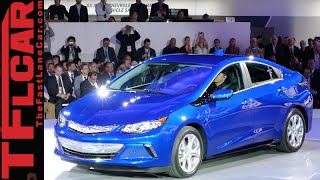 2016 Chevy Volt: Almost Everything You Ever Wanted to Know
