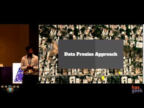 Identifying Urban Makeshift Communities using satellite imagery and geo-coded data: Akarsh Zingade