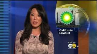 Sharon Tay 2013/02/04 KCAL9 HD