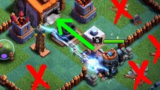 THE BATTLE MACHINE FUNNEL ATTACK STRATEGY | Clash of Clans | How to BH 5 & 6