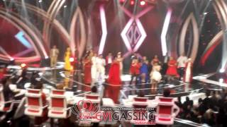 Kehebohan Evigassing Indonesia dukung Evi Masamba di D Academy Asia Konser 20