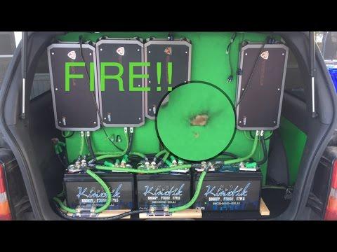 Rockville RXD M4 Amp Problems