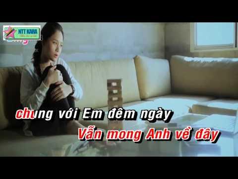 [Karaoke] Tình Yêu Mang Theo - Miu Lê (beat phối)