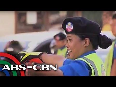 TV Patrol: MMDA enforcers, magsusuot na ng beret