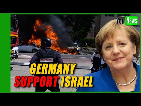 GERMANY SUPPORT ISRAEL