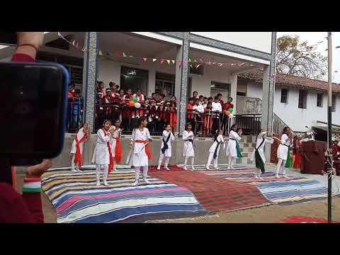 I love my India song by Asian Age Public School Nasriganj