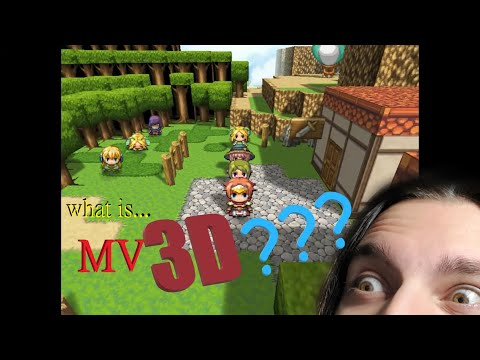 MV3D Turns Your RPG Maker MV Games Into 3D! || Feature Overview Of My Favorite Plugin EVER