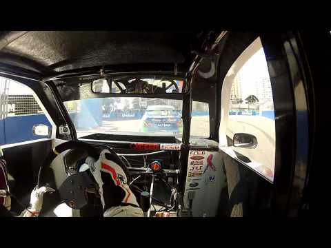 Aussie Racing Cars Race 3 Gold Coast 600 2014 - Onboard Hayden Stephenen