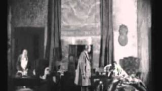 "Film Of Sarah Bernhardt In ""daniel"" 1921"