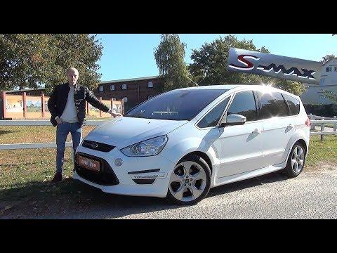 Der Ford S-Max Im Test - Wie Gut Ist Der Sportvan Als Gebrauchter? Review Kaufberatung
