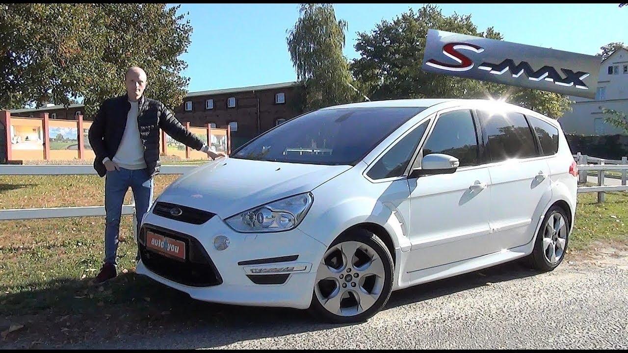 Der Ford S Max Im Test Wie Gut Ist Der Sportvan Als Gebrauchter