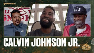 Calvin Johnson Jr. | Ep 56 | ALL THE SMOKE Gridiron | SHOWTIME