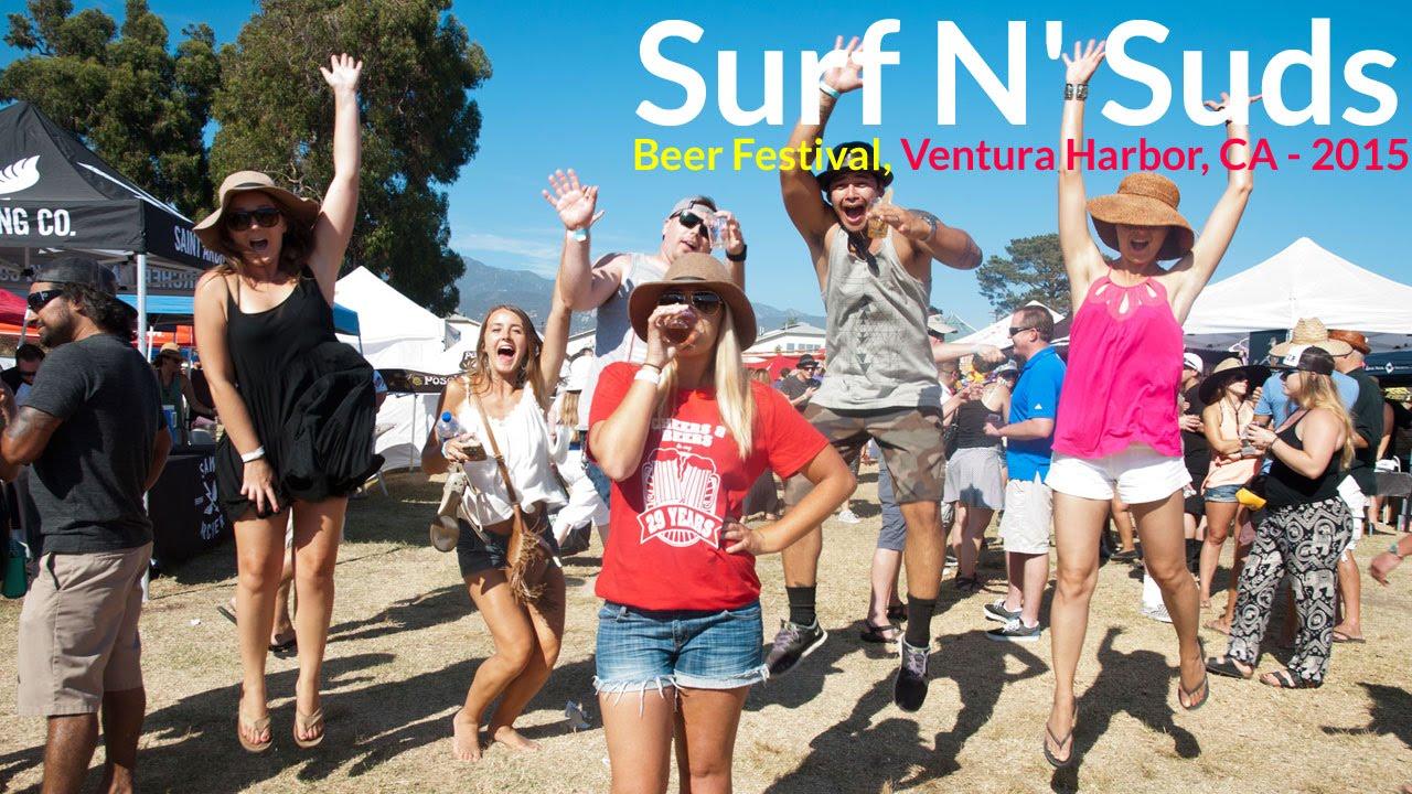 Surf 'n' Suds Beer Festival - Ventura 2015