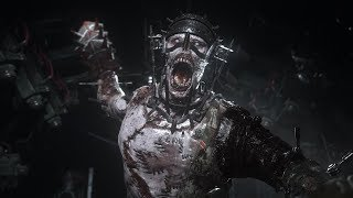 Call of Duty WW2 Zombies - The Final Reich - Round 50 Run - Part 3